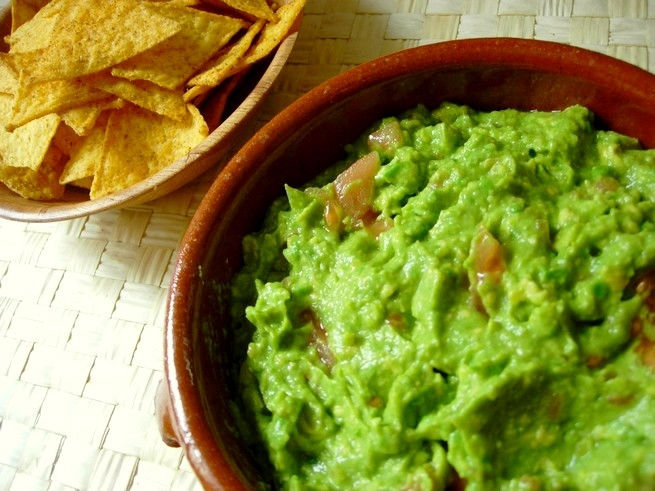 Guacamole Recipe - Avocado Cream Recipe