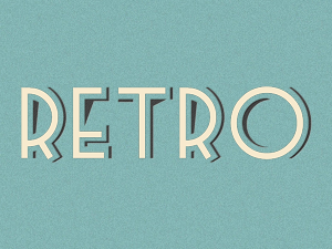 Retro WP Theme