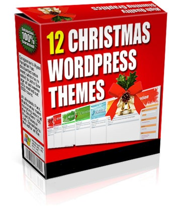 12 Free Wordpress Christmas Themes